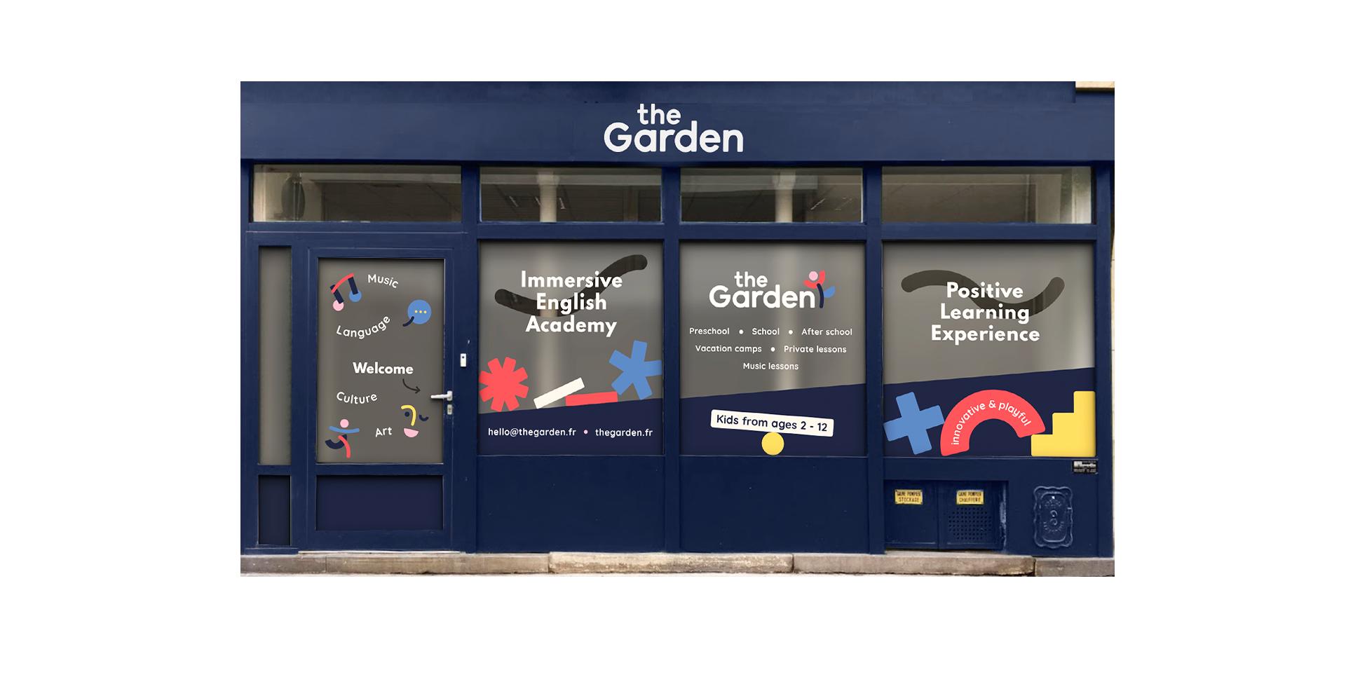 The-gardenFacade